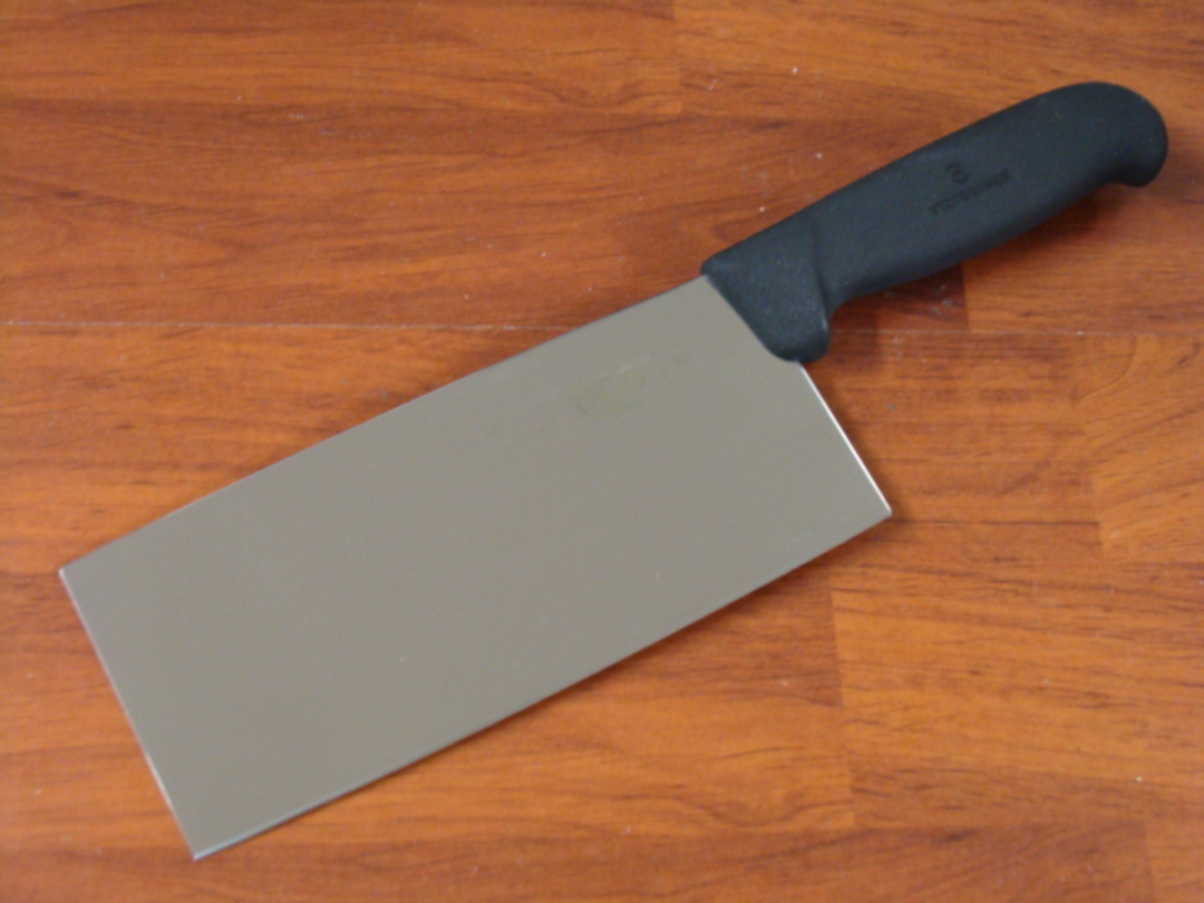 Victorinox Fibrox Chinese Cleaver Knife Chopper Style 18cm image 0