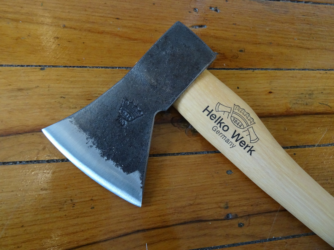 HELKO Traditional Line Black Forest Pack Axe 700g 11327 image 1