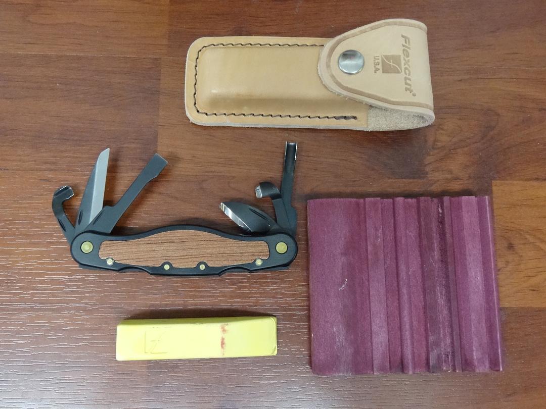 Flexcut Left-Handed Carvin' Jack Knife - JKNL91 image 0