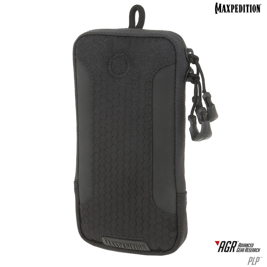 Maxpedition PLP iPhone 6 Plus, iPhone 7 or 8 Plus Pouch, Black image 0