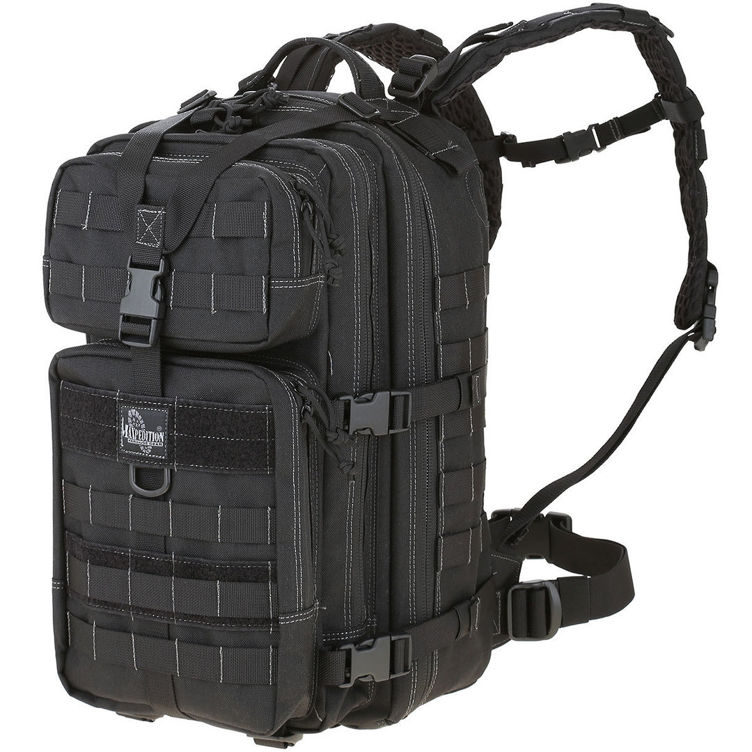 Maxpedition Falcon III Backpack - Black image 0