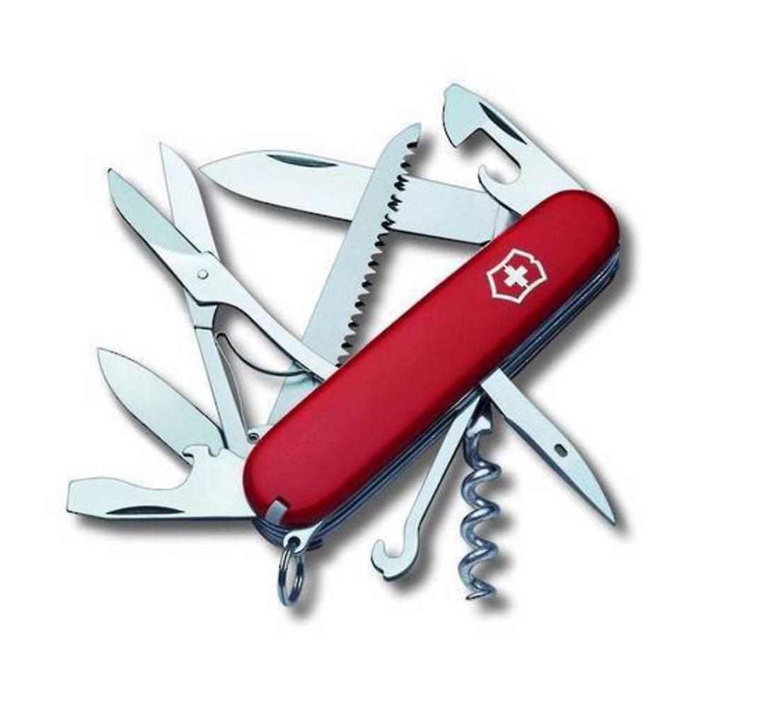 Victorinox Huntsman Swiss Army Knife image 0