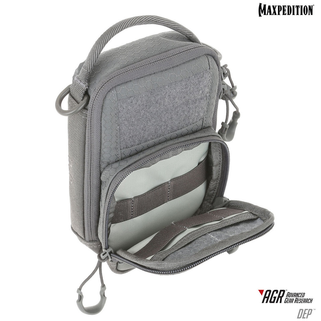 Maxpedition DEP Daily Essentials Pouch Black - DEPBLK image 4