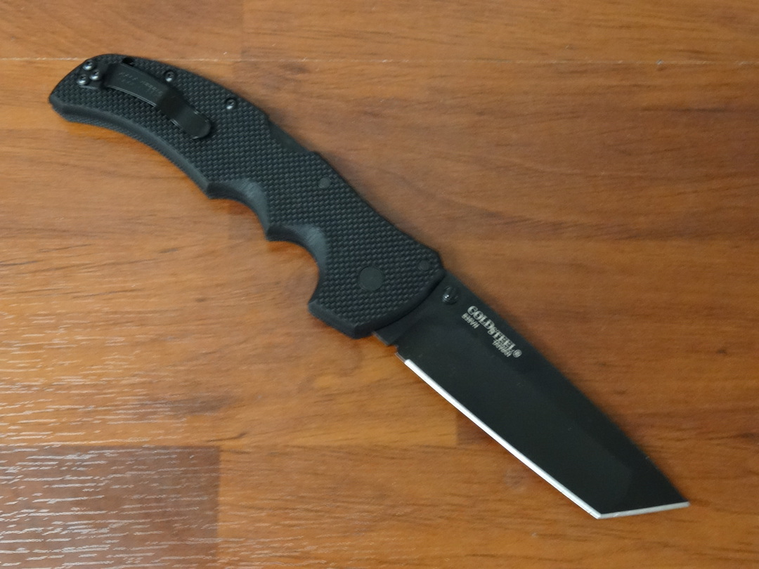 Cold Steel Recon 1 Tanto Point S35VN Plain Blade, G10 Handles image 1