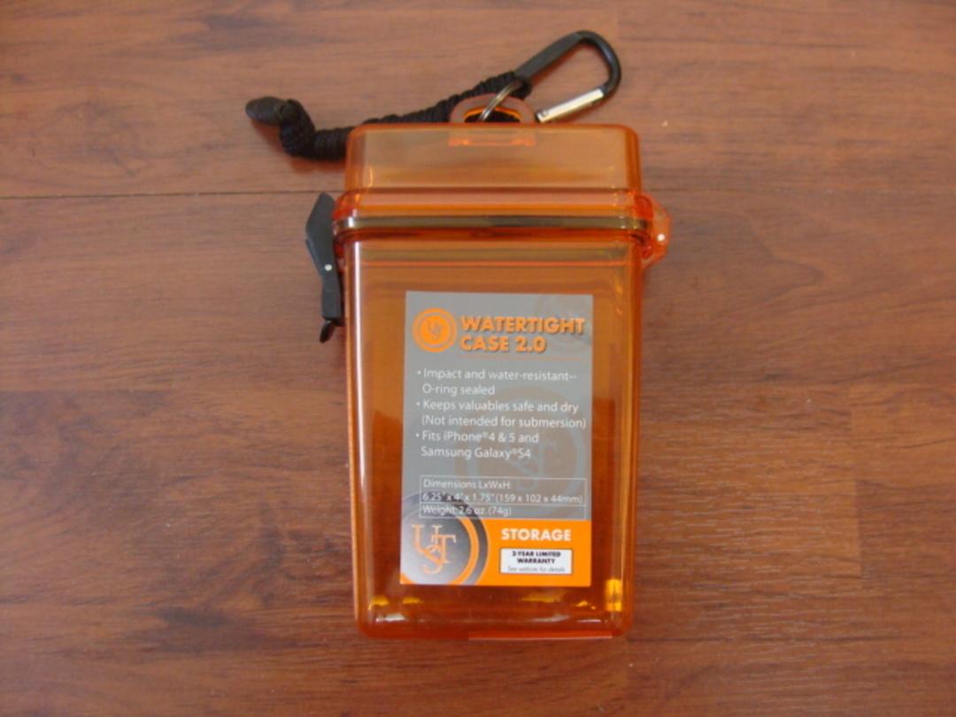 Ultimate Survival Watertight Case 2.0 image 0