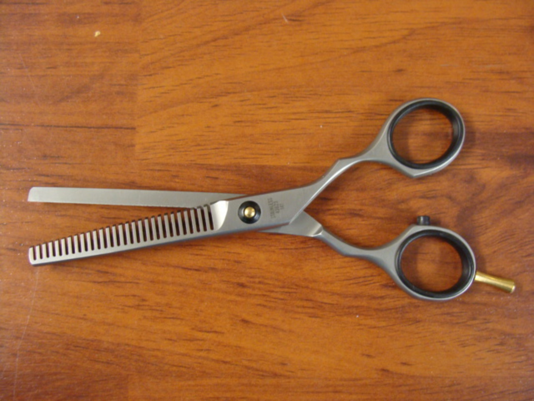 Zwilling J.A Henckels Twinox Thinning Scissors satin finish image 0