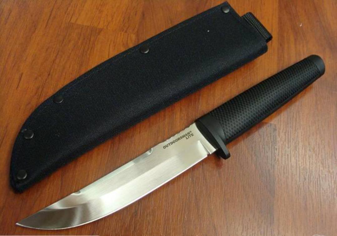 Cold Steel Outdoorsman Lite Knife image 0
