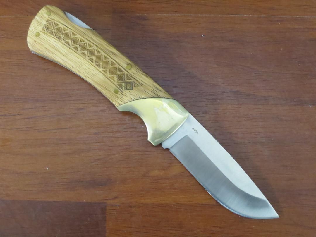 Boker Magnum Woodcraft Folding Knife 01MB506 image 1