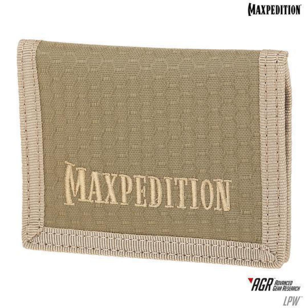 Maxpedition ARG LPW Low Profile Wallet - Tan image 0