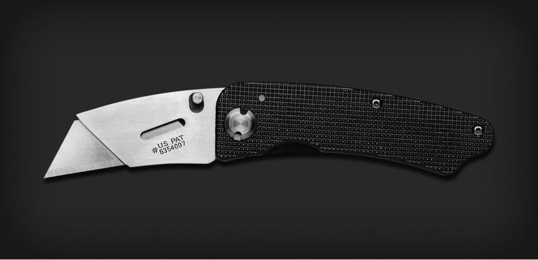 Gerber Edge Aluminum / Box Cutter Knife - 31-000666 image 0
