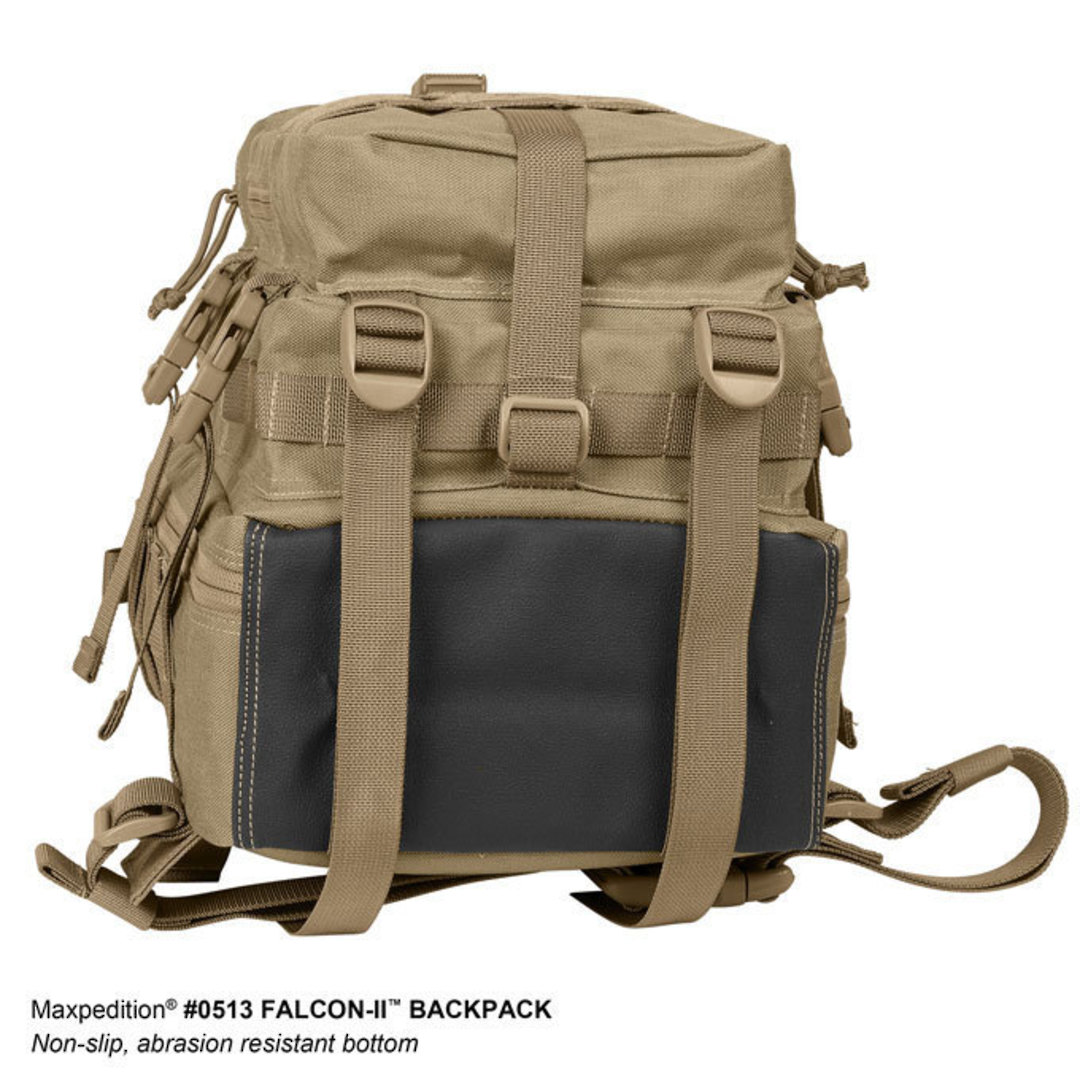 Maxpedition Falcon II Hydration Backpack ~ Black image 4