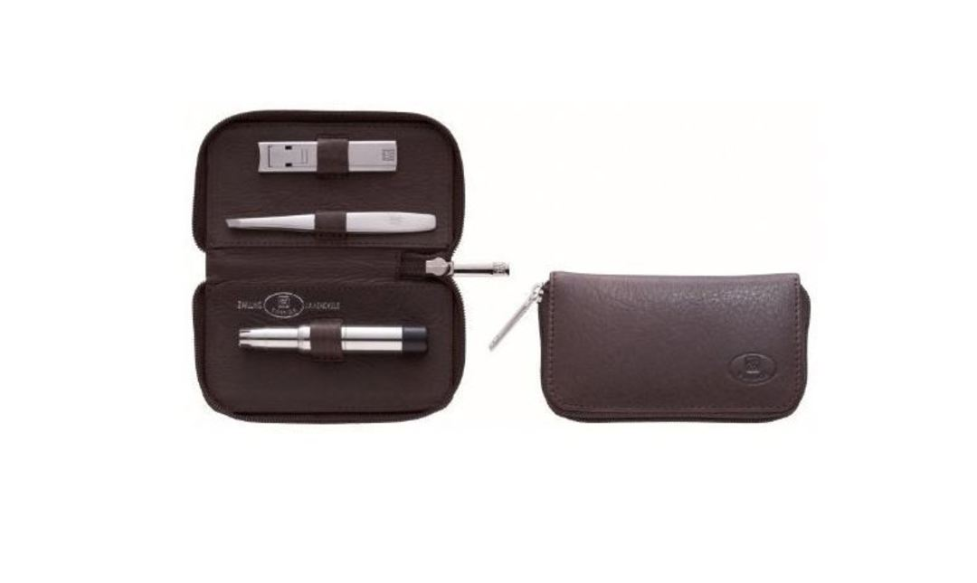 Zwilling J.A Henckels Twinox Men's Competence Manicure Set 3 Pc image 0