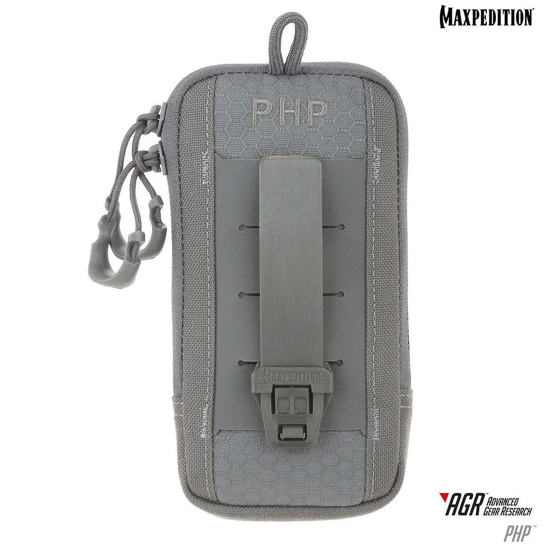 Maxpedition PHP iPhone 6, 6s, 7, 7S Pouch, Black image 1