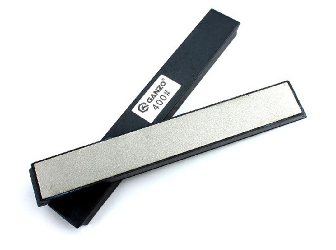 GANZO DIAMOND SHARPENING STONE 400 GRIT image 0