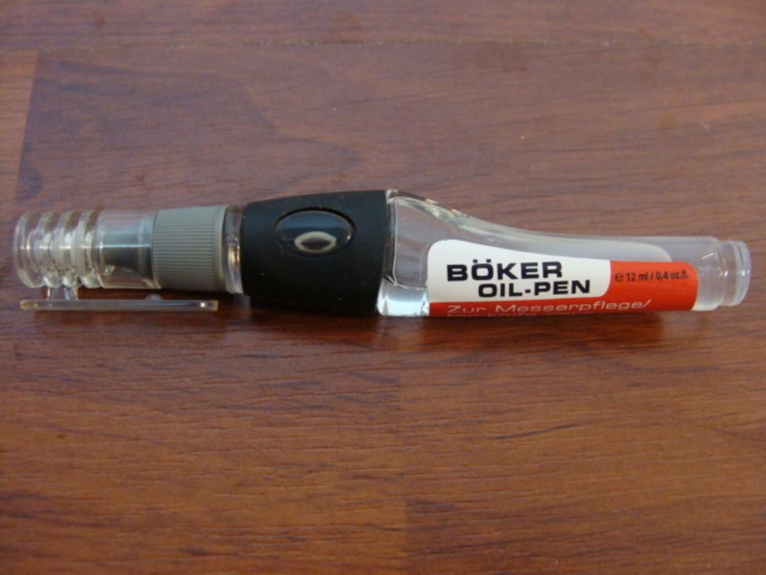 Boker Oil Pen 2.0 - 09BO751 image 0
