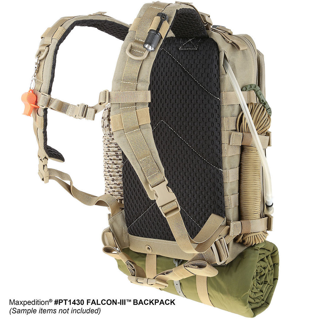 Maxpedition Falcon III Backpack - Black image 18
