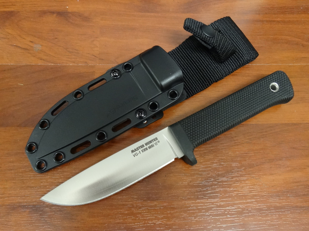Cold Steel Master Hunter San Mai III Knife image 0
