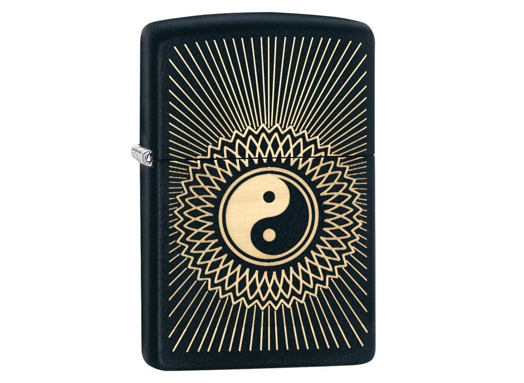Zippo Yin & Yang 2 Lighter image 0