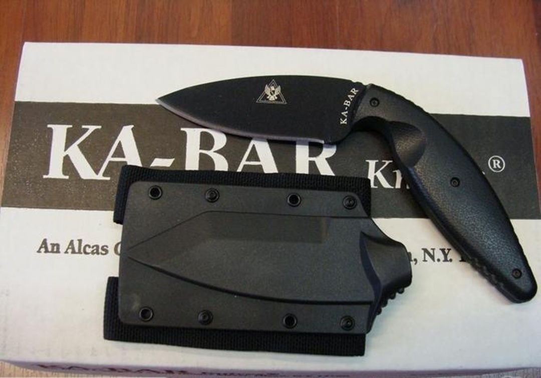 Ka-Bar Large TDI Law Enforcement Knife image 0