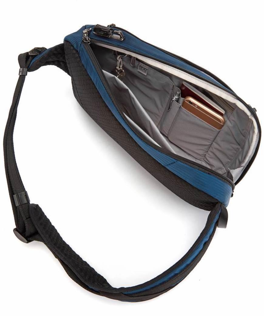 Pacsafe Vibe 325 ECONYL® Anti-Theft 10L Sling Pack image 2