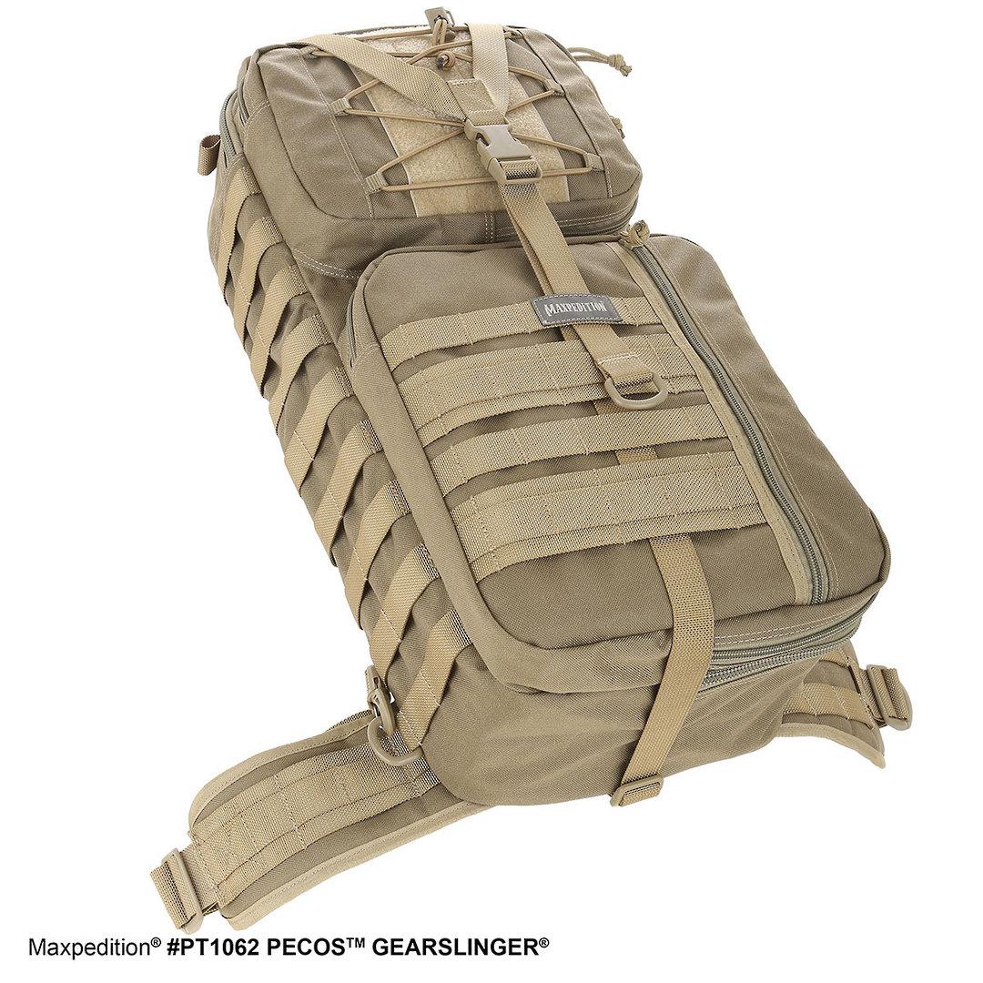 Maxpedition Pecos™ Gearslinger® - Khaki image 3
