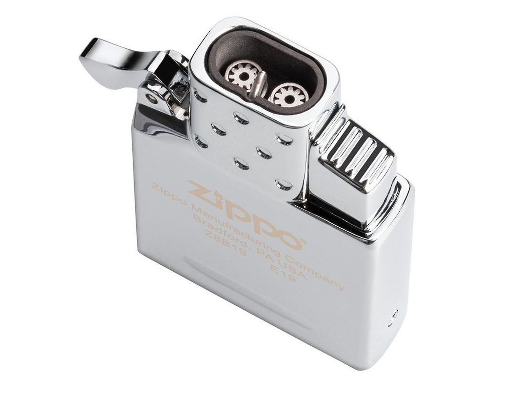Zippo Butane Lighter Insert - Double Torch image 0