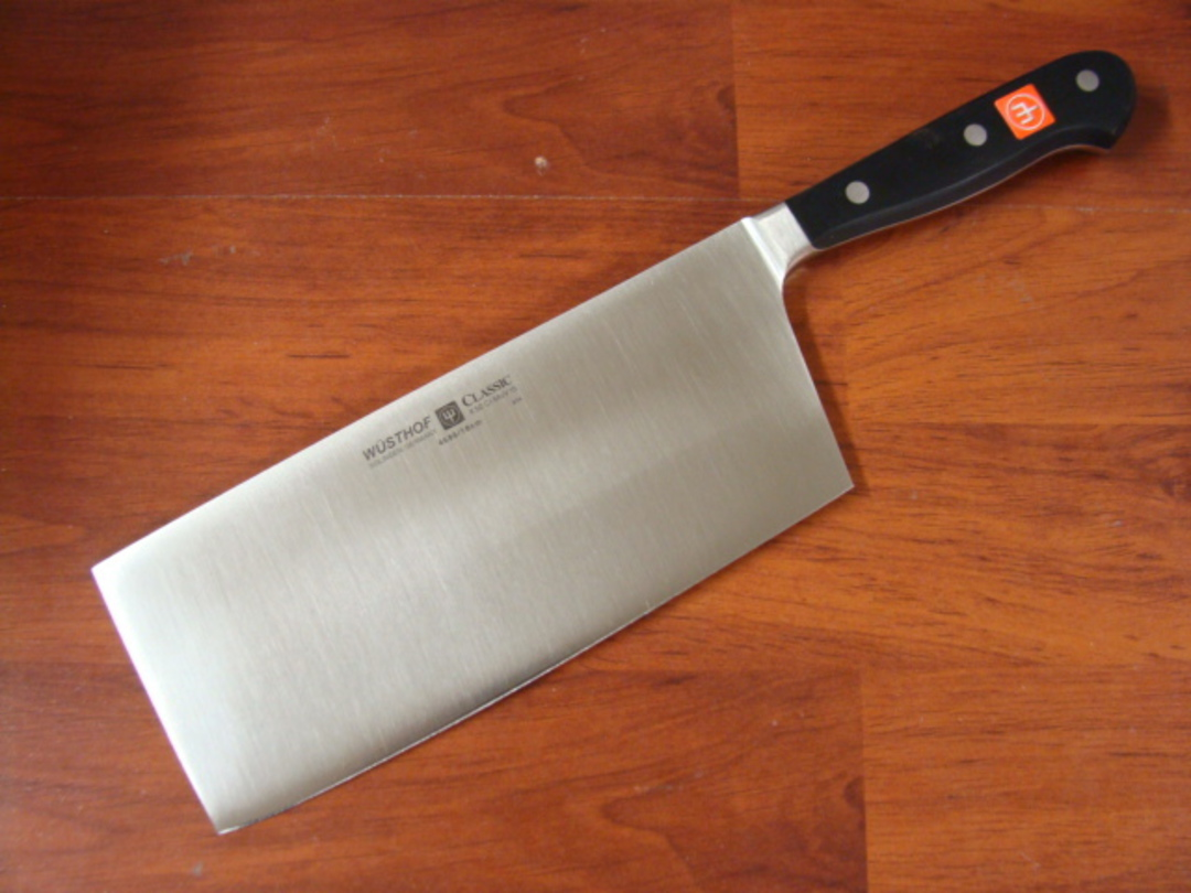 "Wusthof Classic Chinese Cleaver / Chefs Knife 18cm / 7"" image 0"