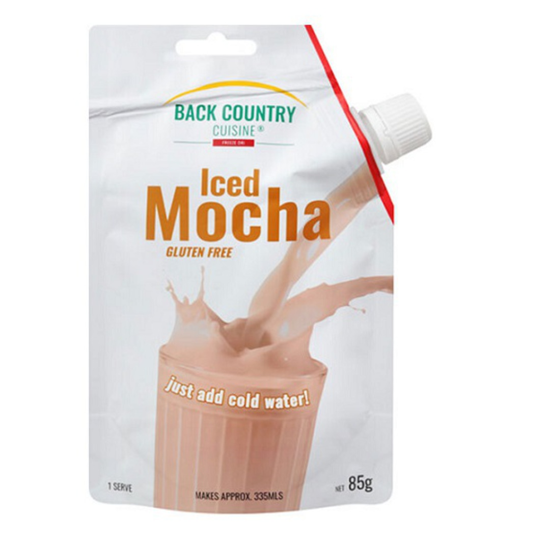 Back Country Cuisine Iced Mocha 85g (GF) image 0