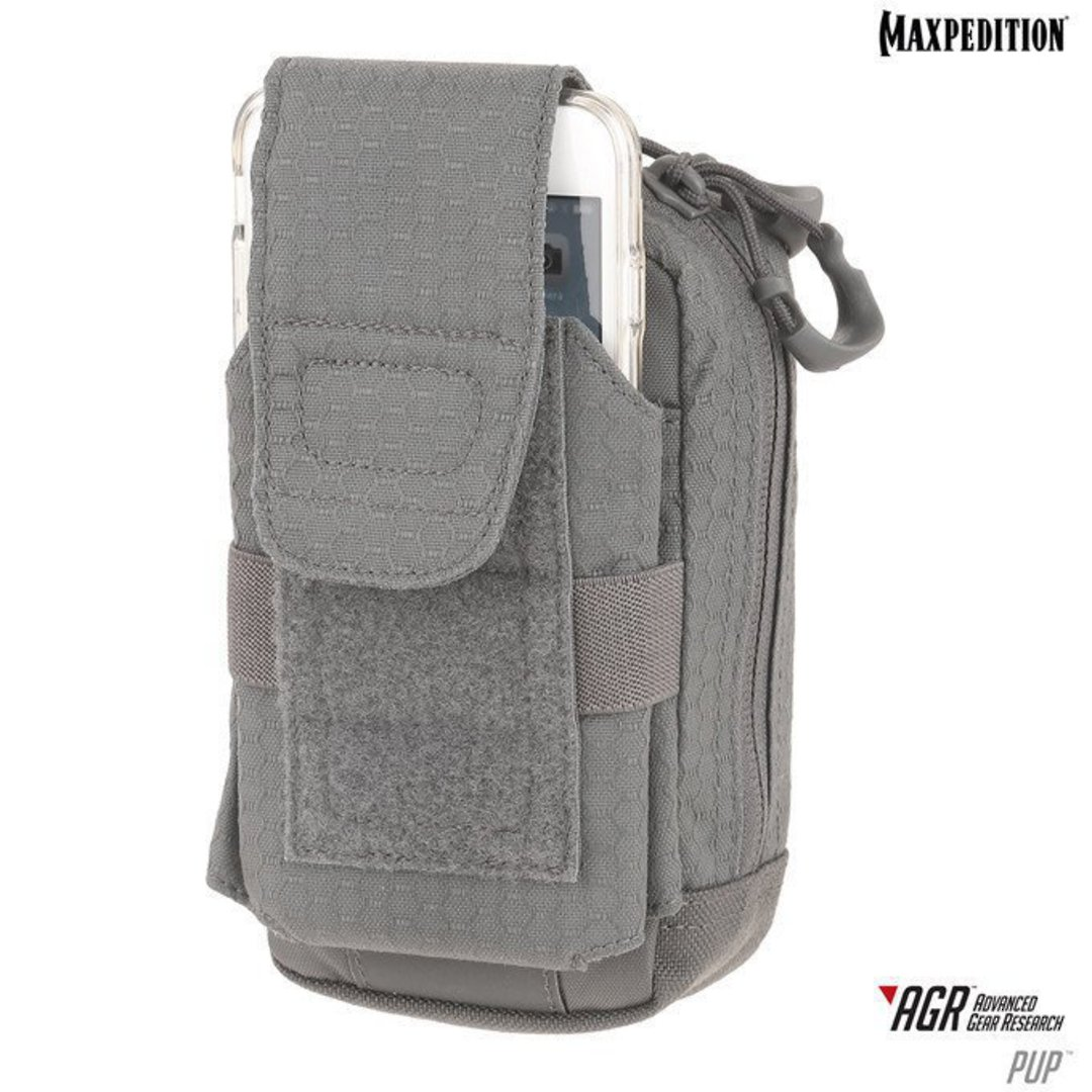 Maxpedition PUP PHONE UTILITY POUCH~ black image 4