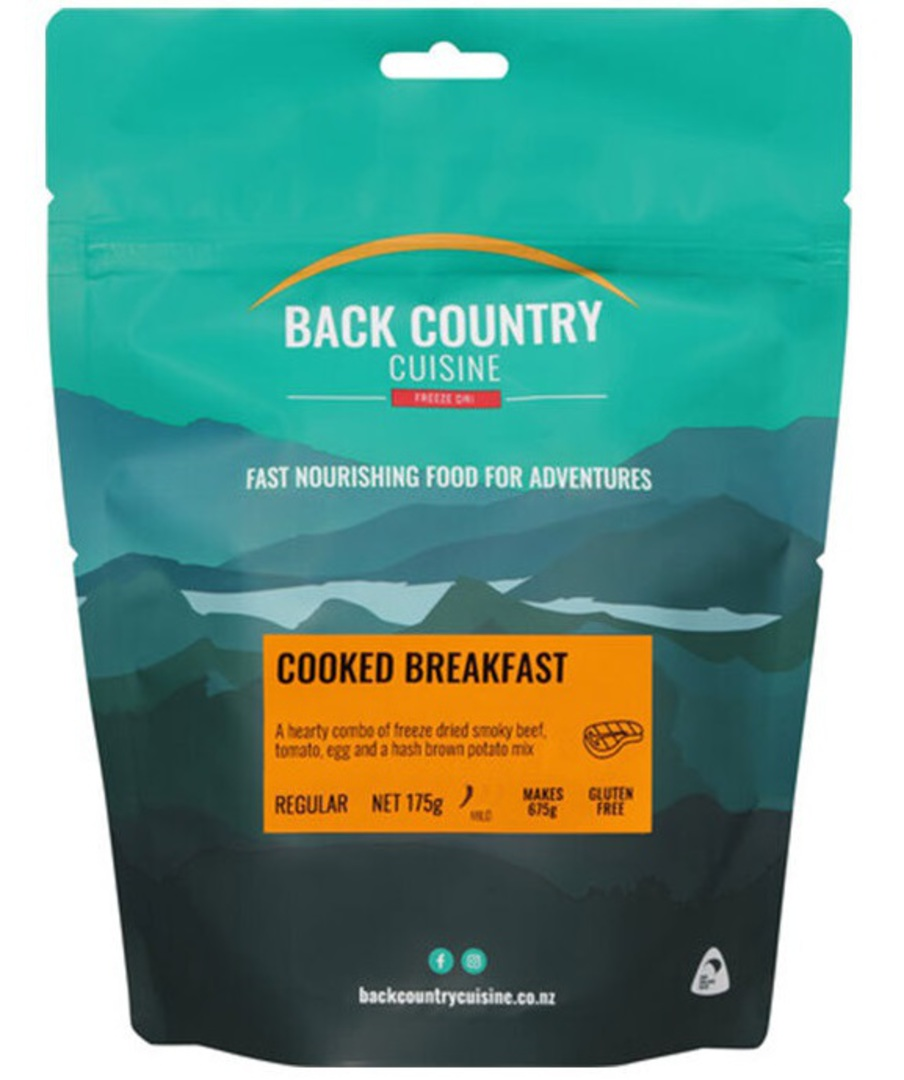 Back Country Cuisine Cooked Breakfast REGULAR image 0