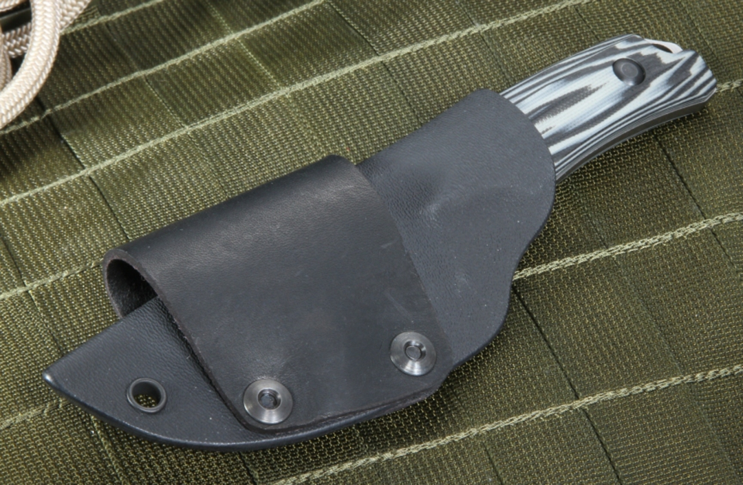 Benchmade Hunt Hidden Canyon Hunter Fixed S30V Blade, Contoured G10 Handles, Kydex Sheath image 1
