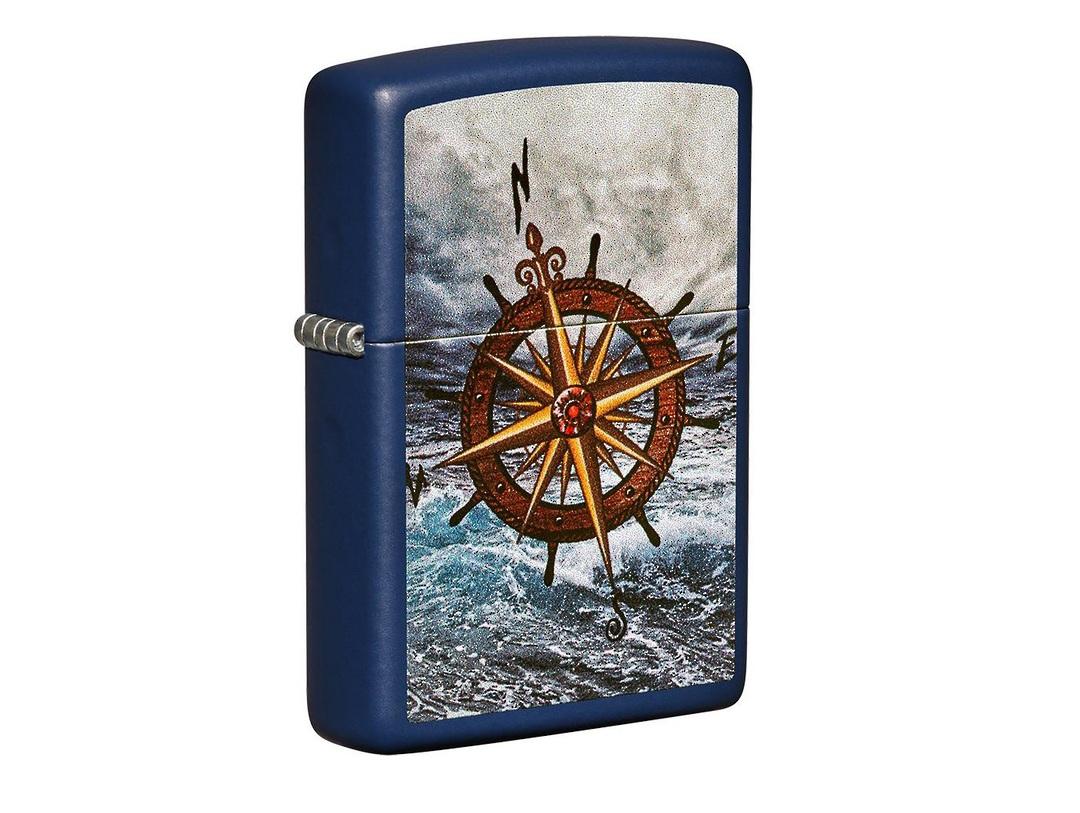 Zippo Compass Design Lighter image 0