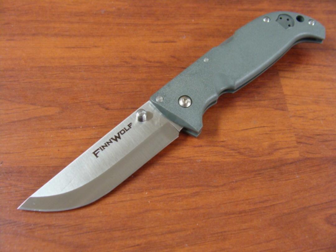 Cold Steel FINN WOLF Folding Knife image 0