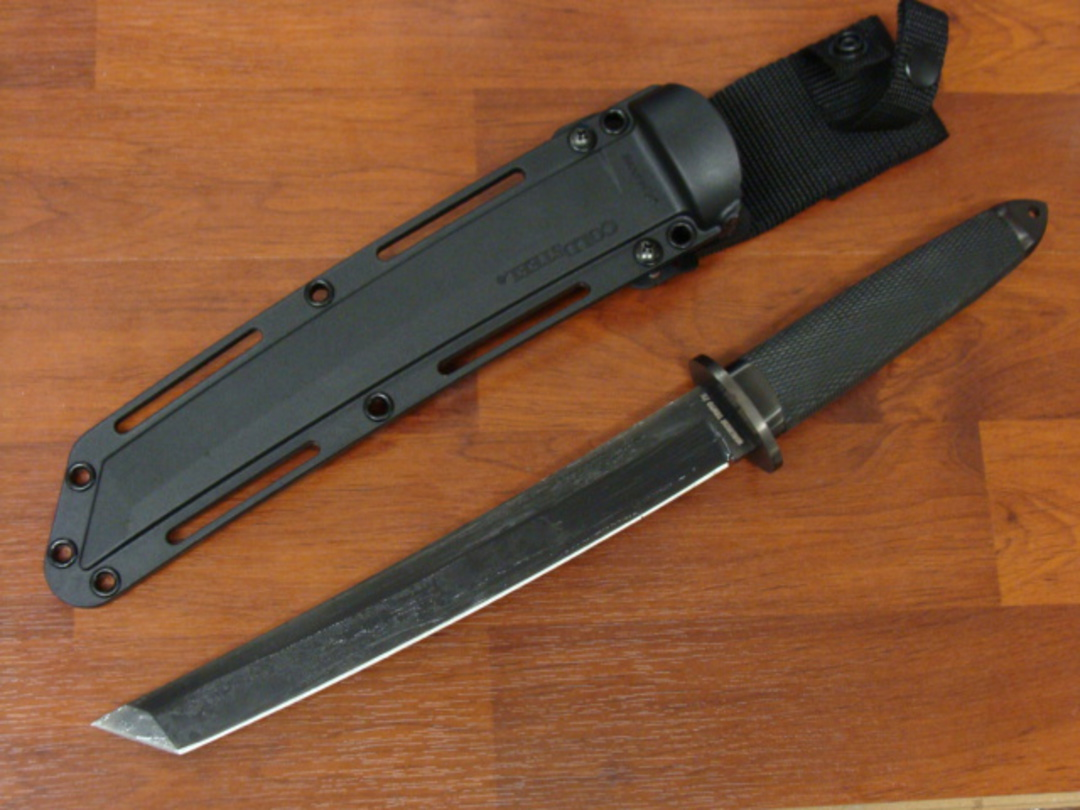 Cold Steel Magnum Tanto IX Fixed 3V Blade image 0