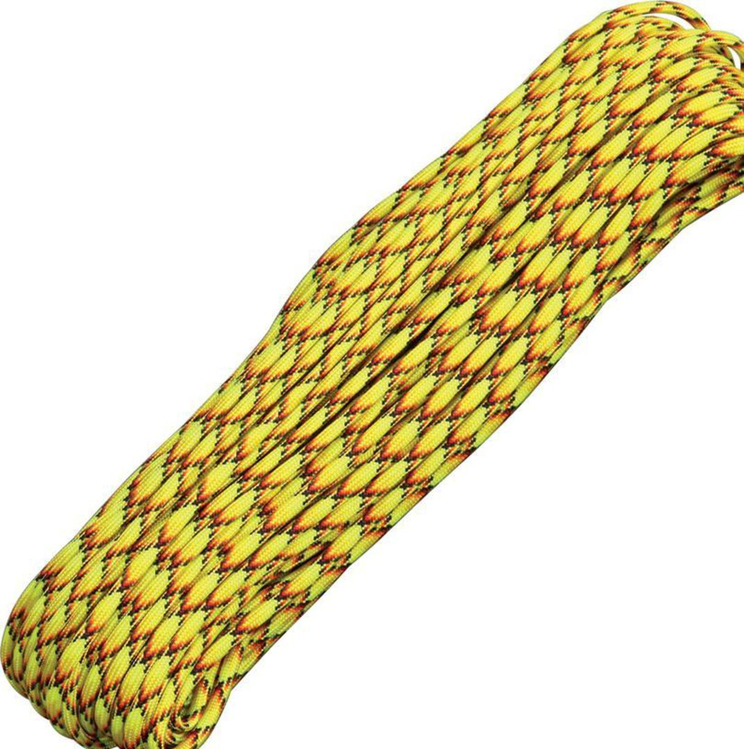100ft 550 Parachute Cord/Paracord - Explode image 0