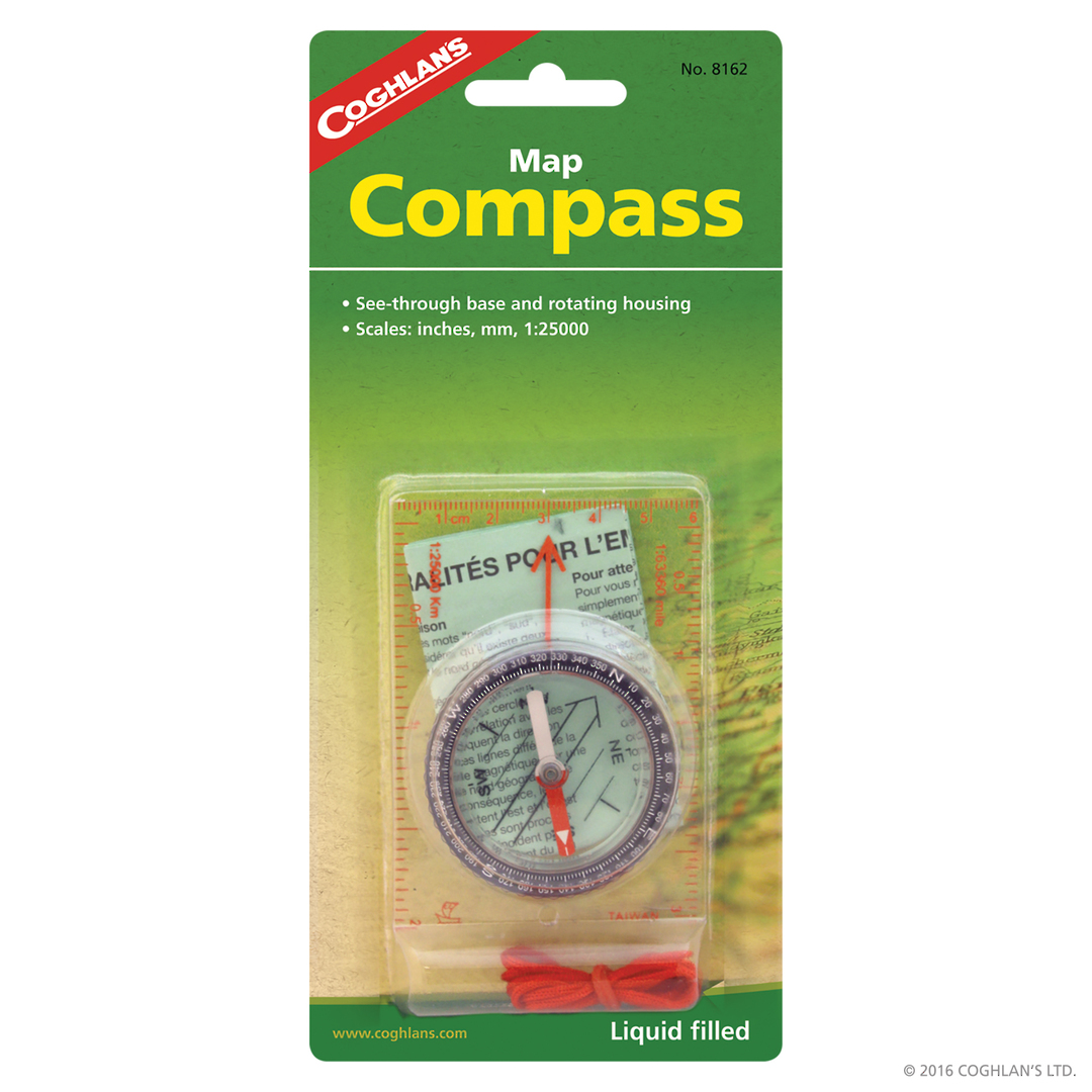 Coghlans Map Compass image 0