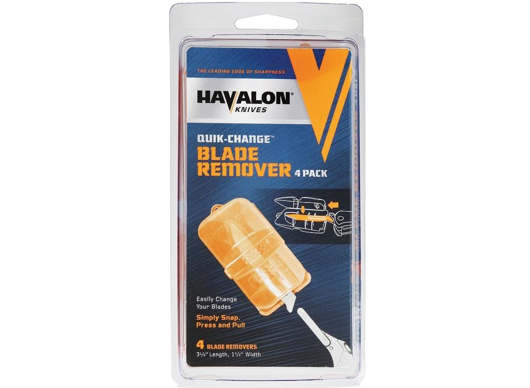 Havalon Baracuta-BLAZE Quik-Change Blade remover image 0