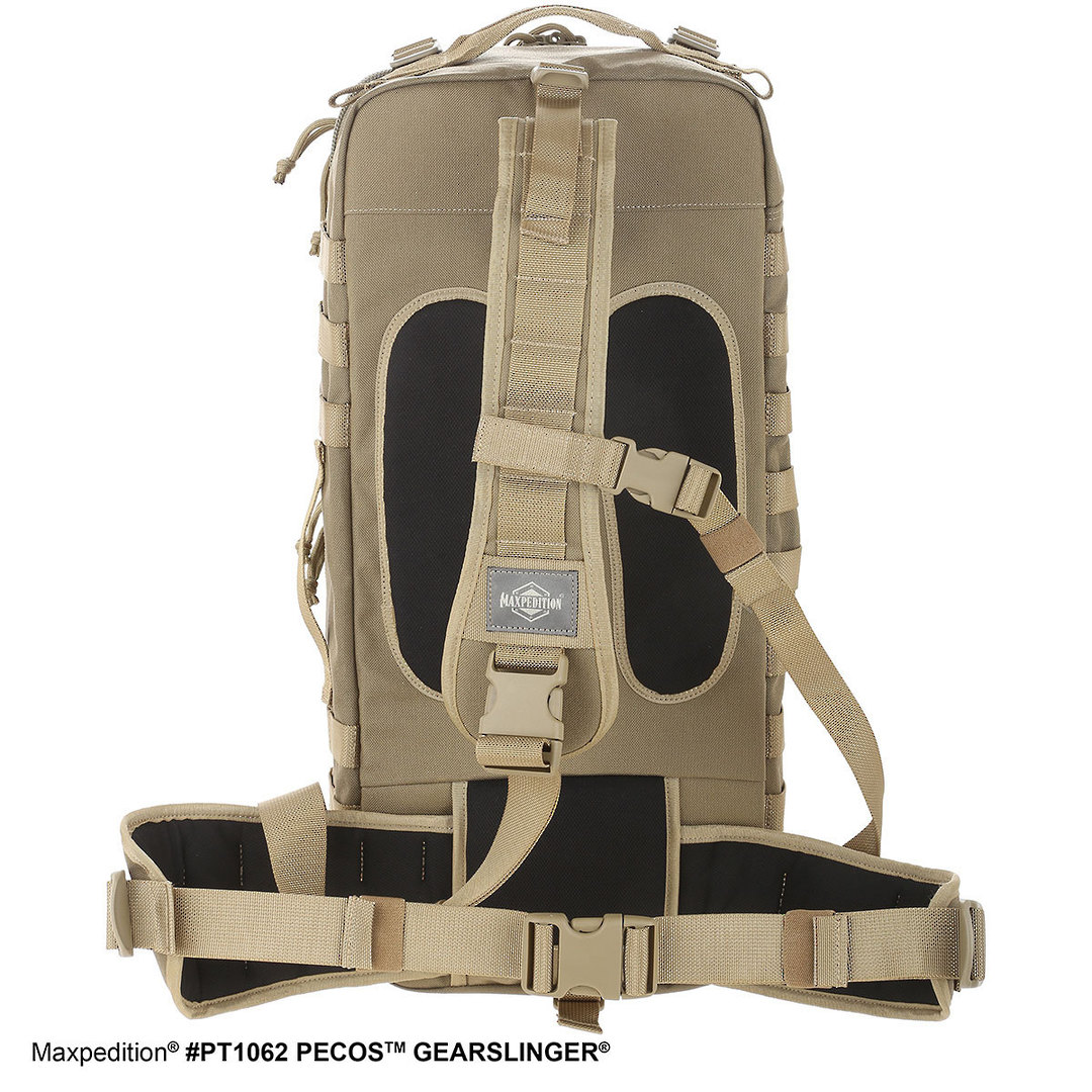 Maxpedition Pecos™ Gearslinger® - Khaki image 2