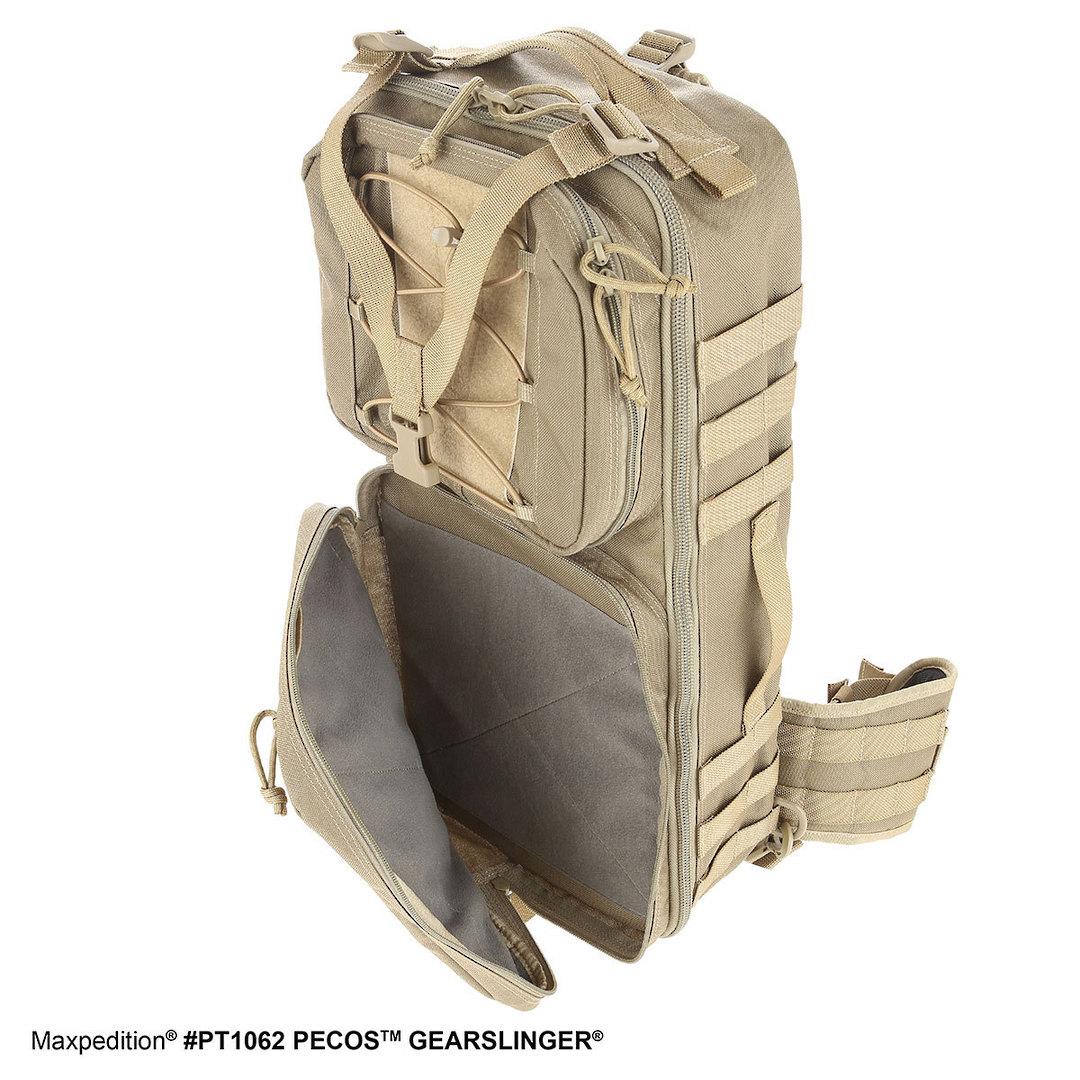 Maxpedition Pecos™ Gearslinger® - Khaki image 6