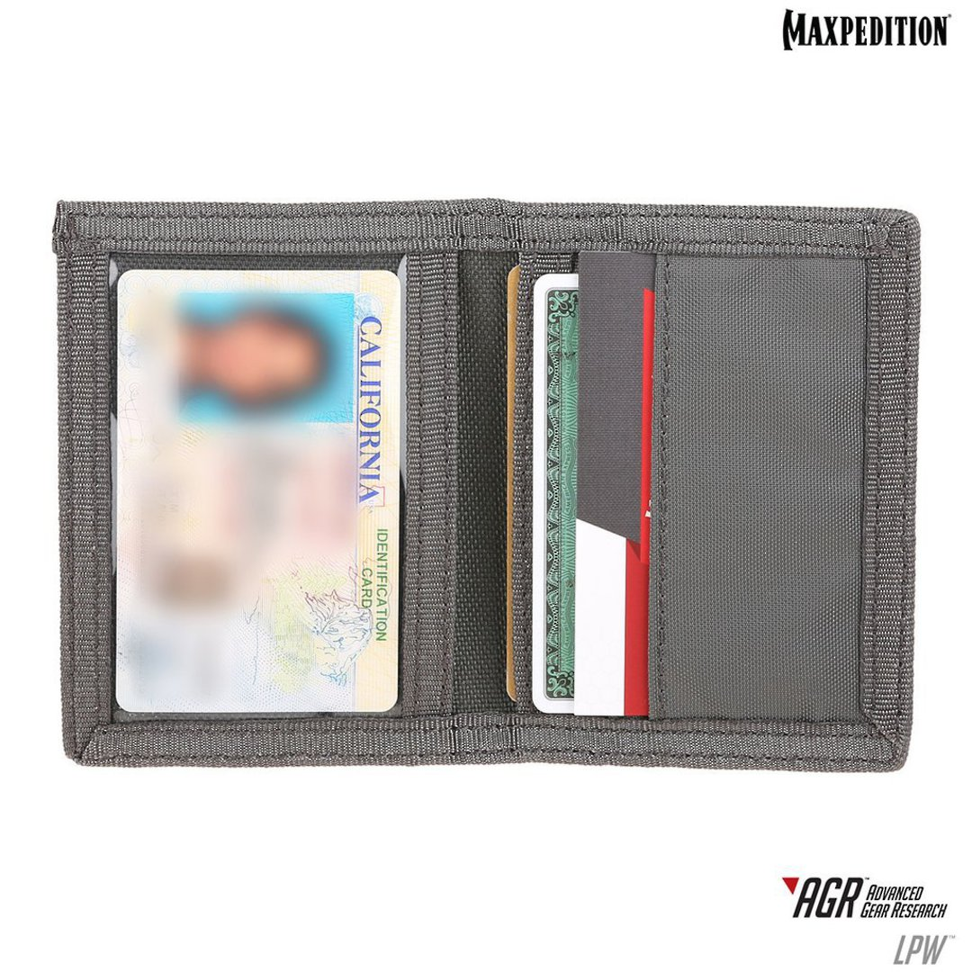 Maxpedition ARG LPW Low Profile Wallet - Black image 4