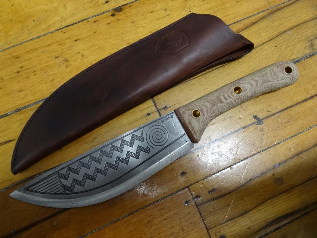 Condor Primitive Sequoia Knife image 1