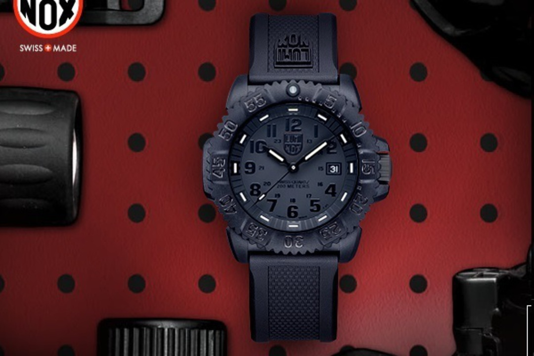Luminox Navy SEAL COLORMARK 3051.BO WATCH - image 0