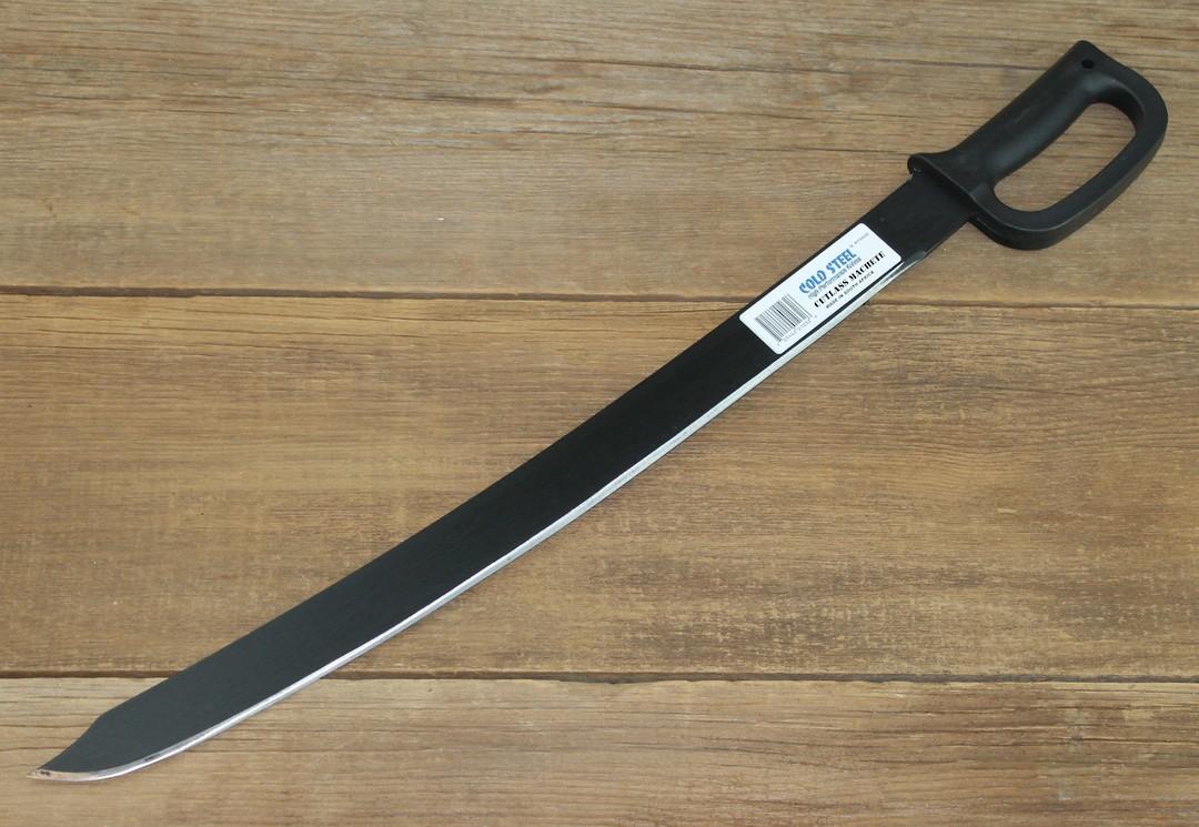 Cold Steel Cutlass Machete Knife image 0