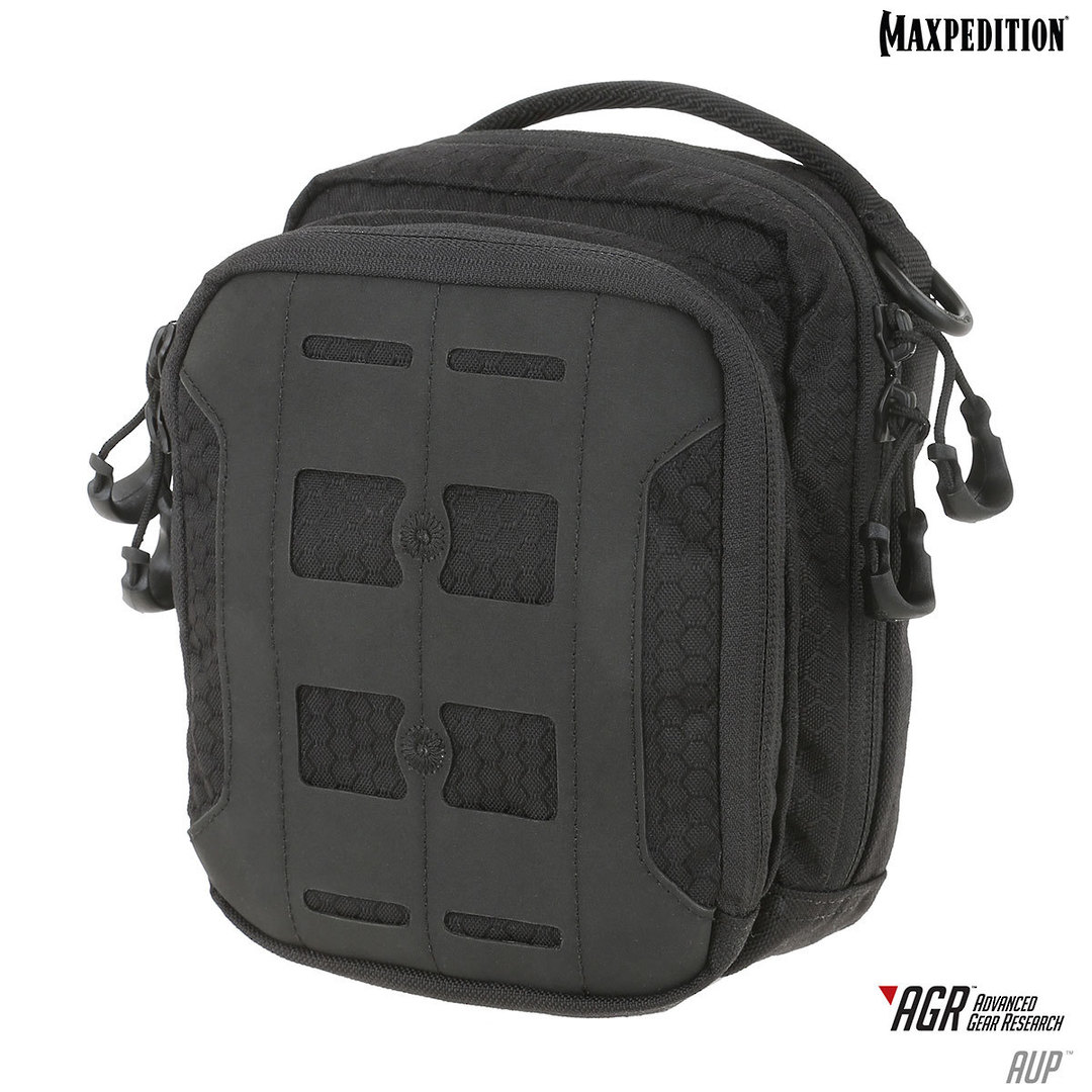 Maxpedition AUP™ Accordion Utility Pouch ~ black image 0