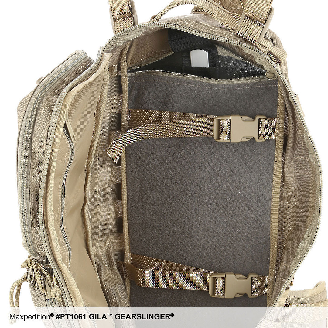 Maxpedition Gila™ Gearslinger - Black image 7