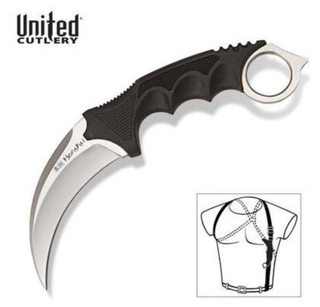 United Cutlery Honshu Karambit Knife image 0