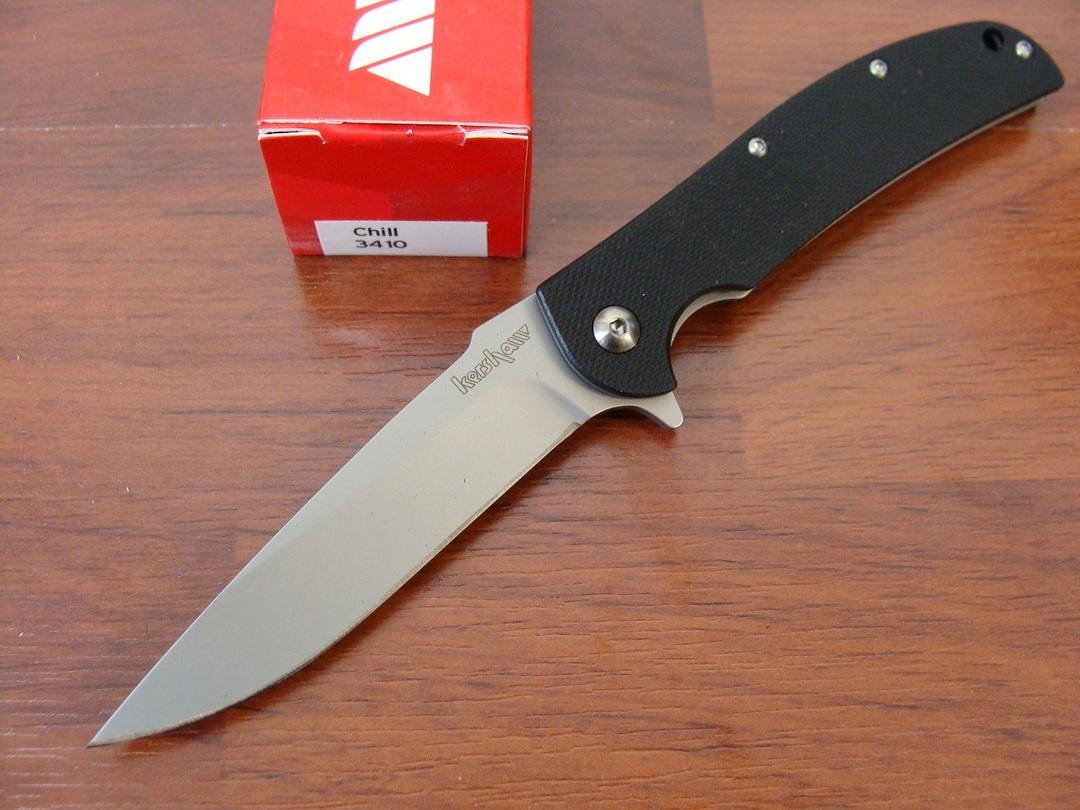 Kershaw Chill Plain Folding Knife image 0