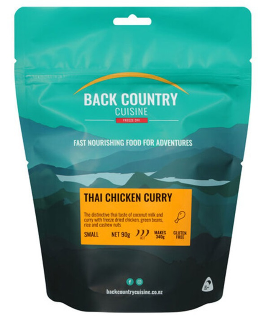 Back Country Cuisine Thai Chicken Curry SMALL image 0