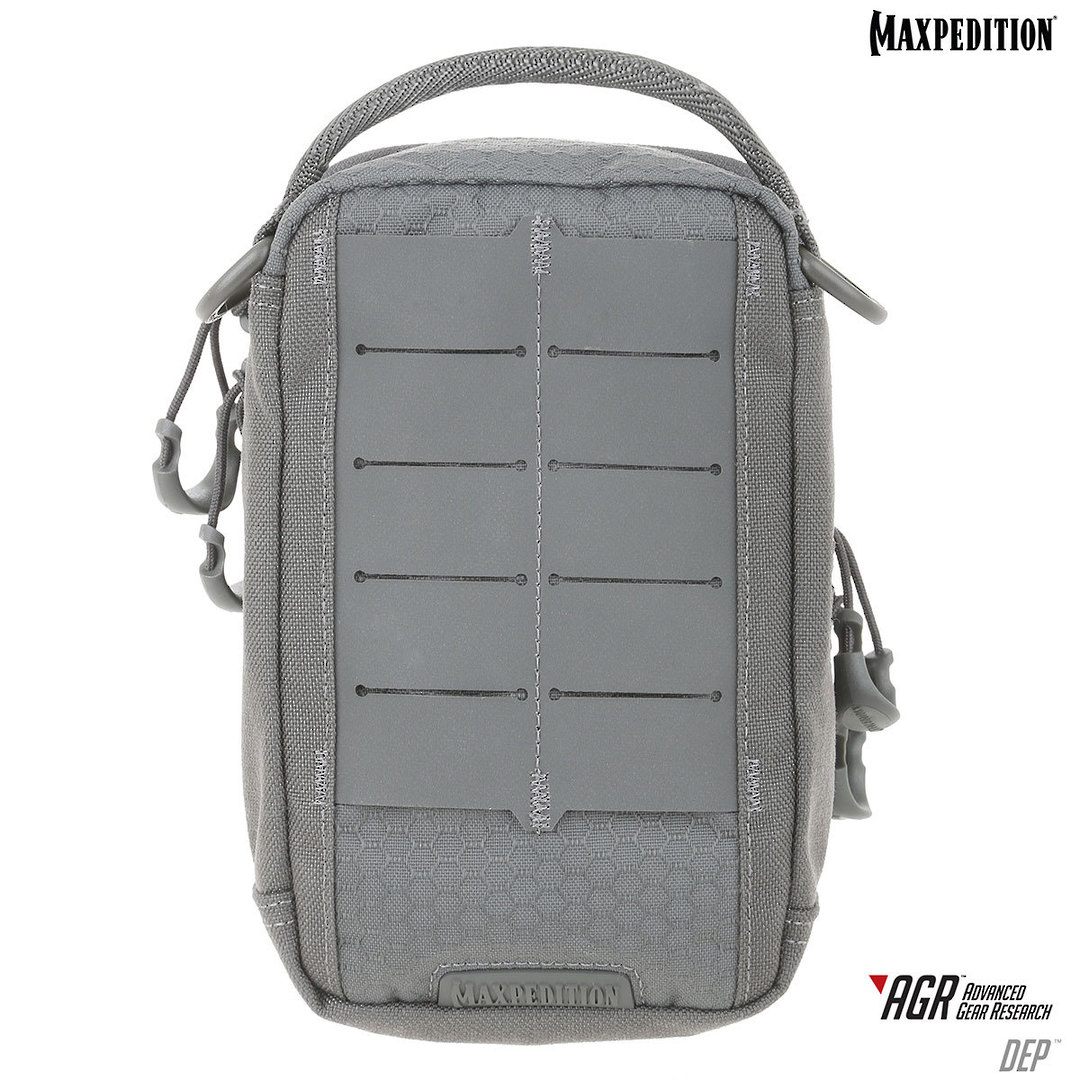 Maxpedition DEP Daily Essentials Pouch Black - DEPBLK image 2