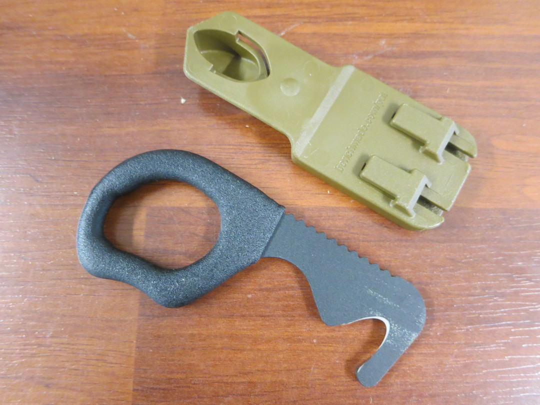 Benchmade 7BLKW Strap Cutter- BM618 image 1